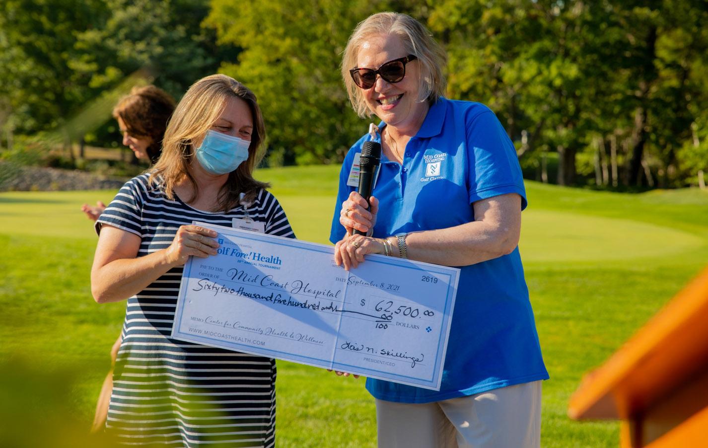 Mid Coast Hospital Golf Fore! Health